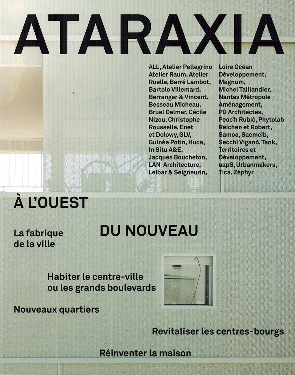 Cécile Nizou - Publication Ataraxia  (1)
