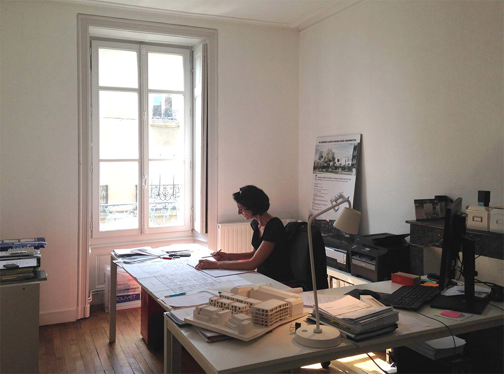 Cécile Nizou - agence - 01
